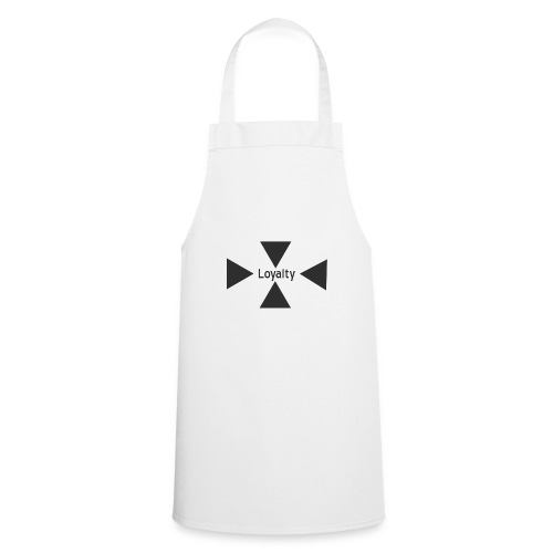 Loyalty logo big - Cooking Apron