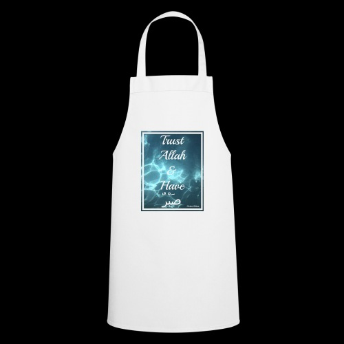Patience in Allah - Cooking Apron