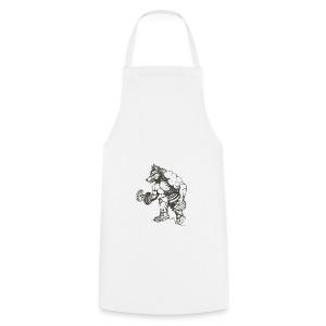 Wolfey Me - Cooking Apron