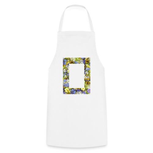 Tasse de flieurs - Tablier de cuisine
