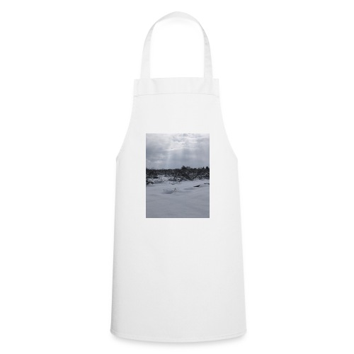 snow for days - Cooking Apron