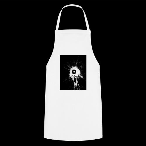 Schwarz Weiß - Kochschürze