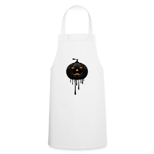 Black Pumpkin - Cooking Apron