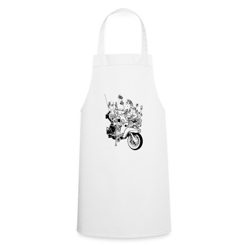 Lights n Mirrors - Cooking Apron