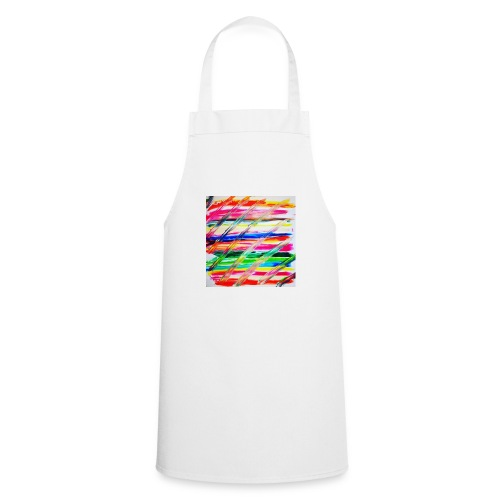 Rainbow Cross - Tablier de cuisine