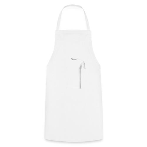 herren basic t shirt weiss - Kochschürze