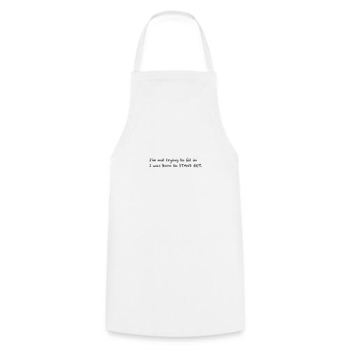 Tee shirt - Cooking Apron