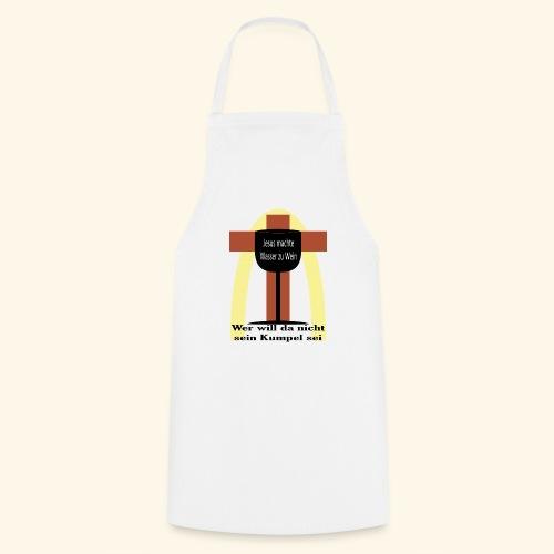 jesus - Kochschürze