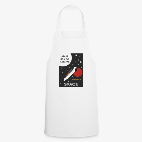 #ADURSOL18 Space Theme - Cooking Apron
