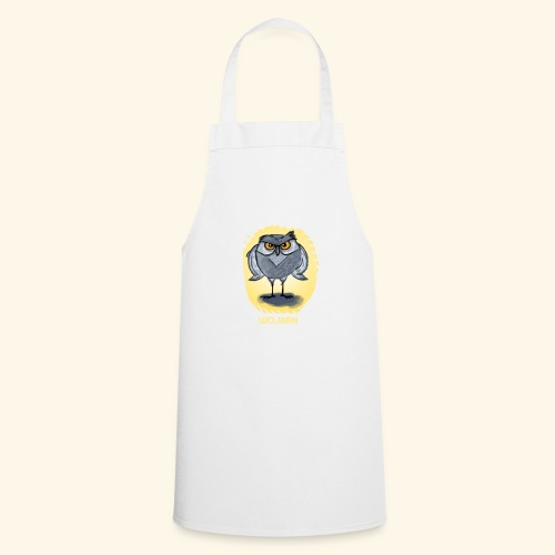 hibou wo.man design - Tablier de cuisine