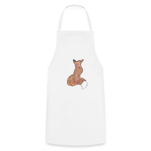 zorro - Delantal de cocina