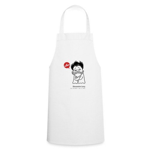 27 Club - Al Lev - Cooking Apron