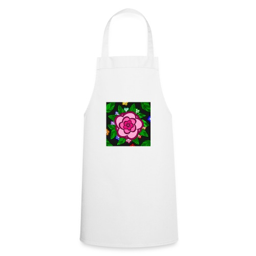 Flower Power - Kochschürze