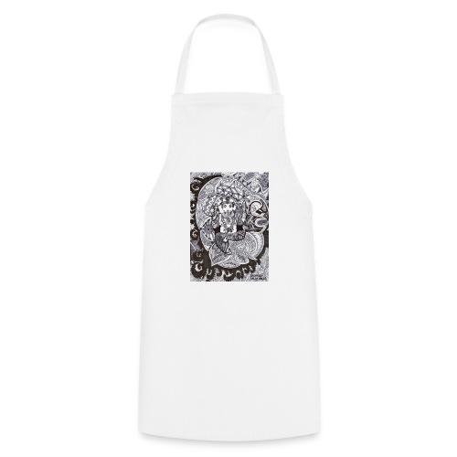 Psychedelic Ganesha - Grembiule da cucina
