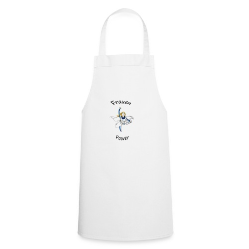 Frauenpower - Kochschürze