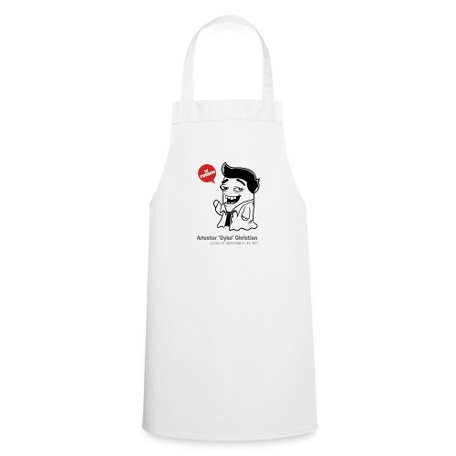 Arlester Dyke Christian - Cooking Apron