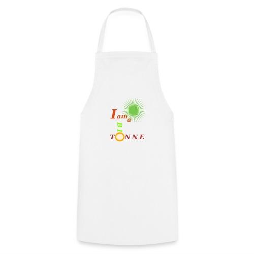 I a am Biotonne - Kochschürze