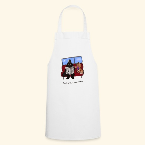 Socks and shares - Cooking Apron