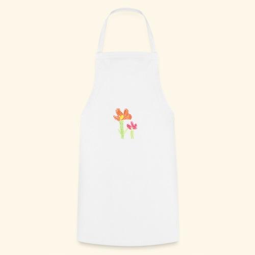 Blume - Kochschürze