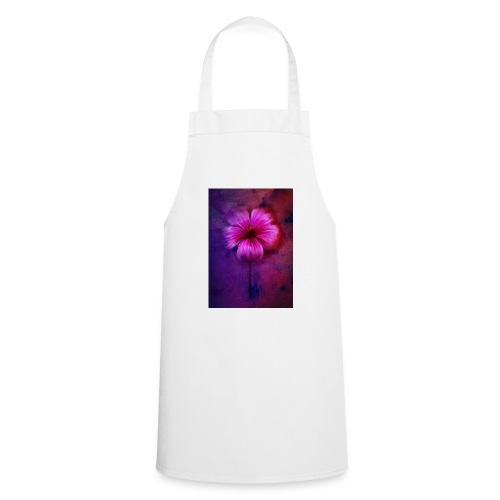 Tropical Hibiscus - Cooking Apron