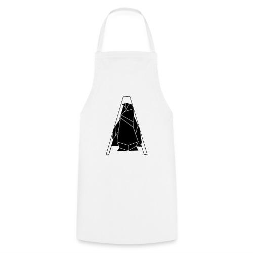 A Penguin Hintergrundlos Pinguin - Kochschürze