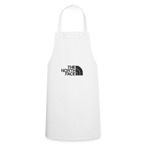 the north face logo - Cooking Apron