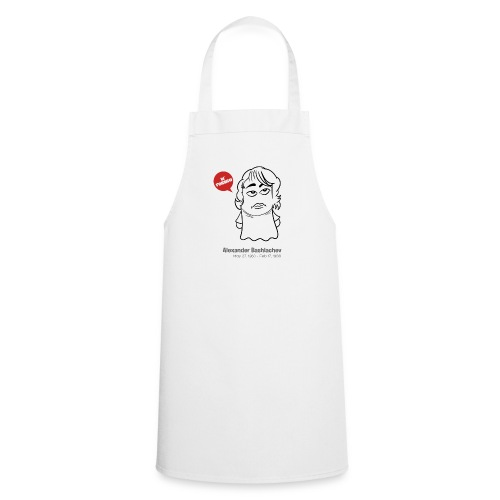 27 Club - Al Bash - Cooking Apron