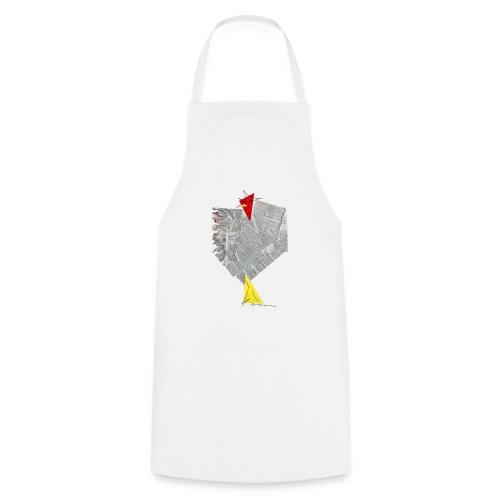 Gallodico - Delantal de cocina