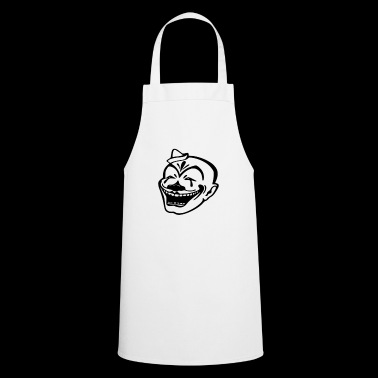bohater klauna - Fartuch kuchenny