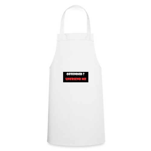offended ? - Cooking Apron