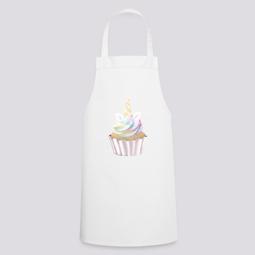 Unicorn Cupcake - Cooking Apron