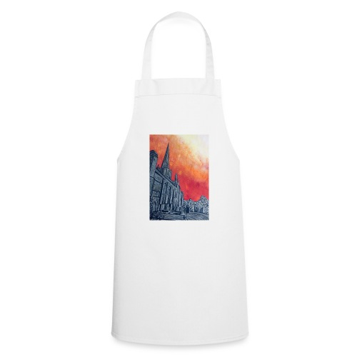 Church - Cooking Apron