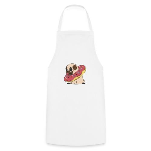Cutie pug - Tablier de cuisine