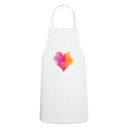 Love Heart Design - Cooking Apron