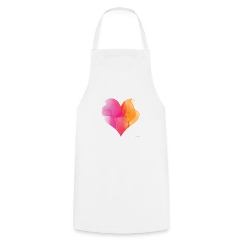 Love Heart Design - Cooking Apron
