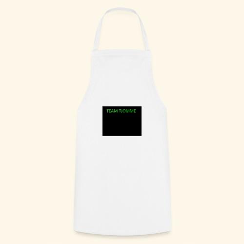 TJOMME logga - Förkläde