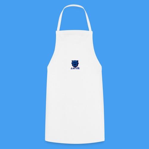 Lotties Blue Tiger Drop! - Cooking Apron