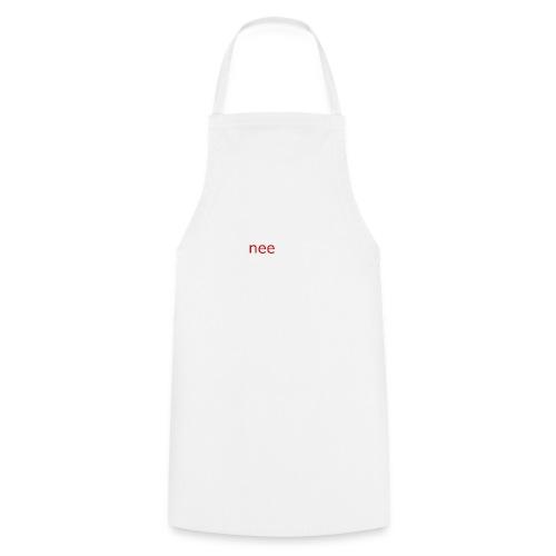nee t-shirts - Keukenschort