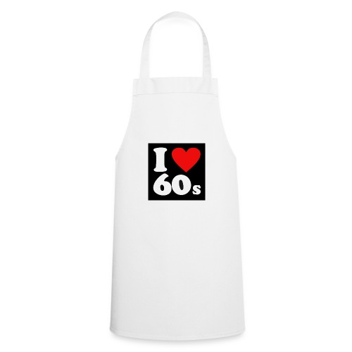 60 store - Forklæde