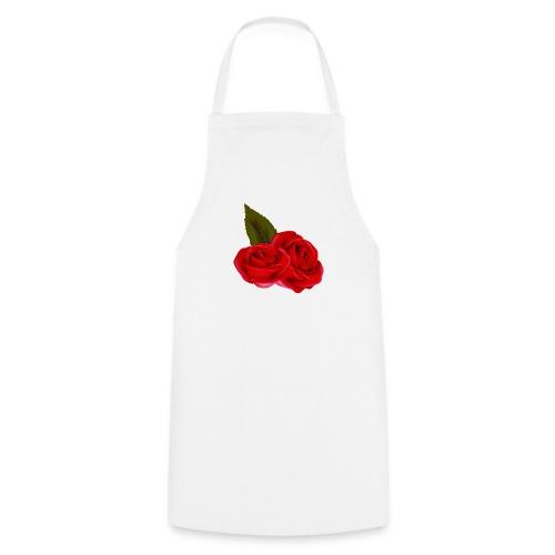 Rose d'amour - Tablier de cuisine