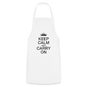 Keep calm - Kochschürze