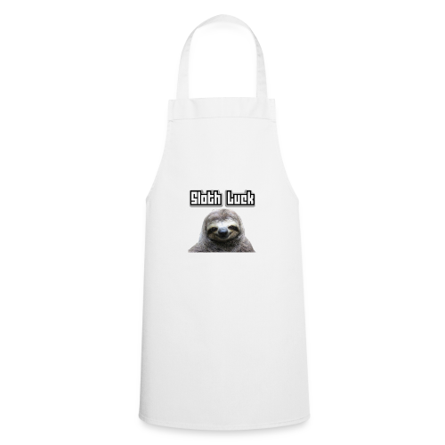 Sloth Luck - Cooking Apron