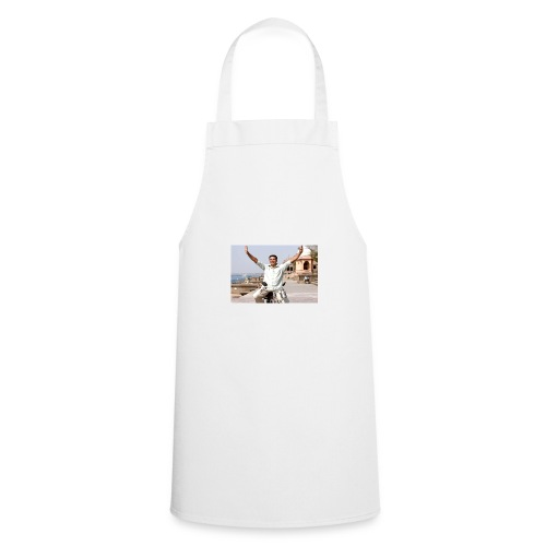 in memory of imaan - Cooking Apron