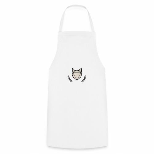 Fuchs mit Kranz - Kochschürze