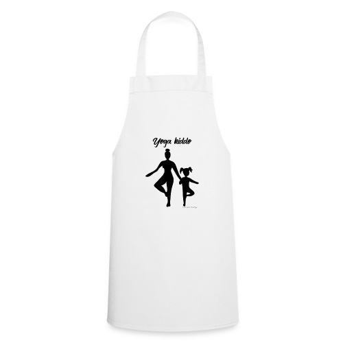 Yoga kiddo (en duo avec Yoga mama) - Tablier de cuisine