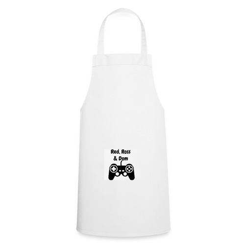 Red, Ross & Dom Accessories - Cooking Apron