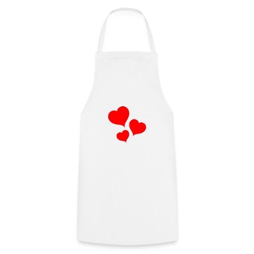 MIŁOŚĆ - Fartuch kuchenny