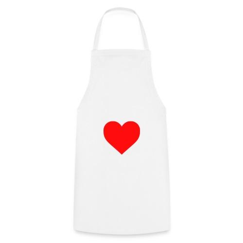 Hjärta - Förkläde