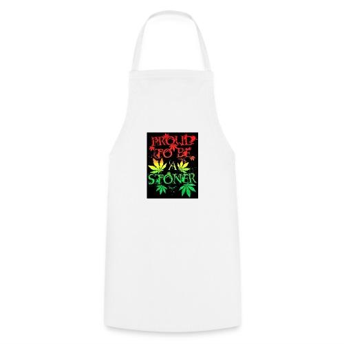 Stoner T-Shirt - Kochschürze