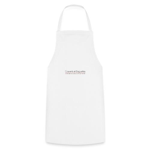 Couverts et Baguettes - Tablier de cuisine